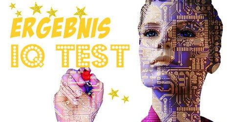 The big IQ-Test - Only 50 Questions with Instant Results! - Cool, my