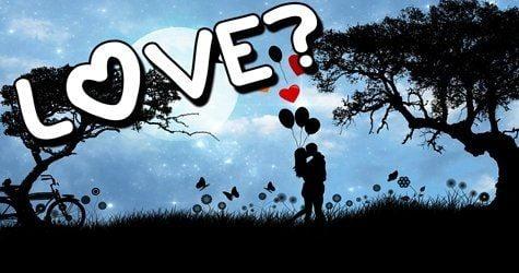 test ob du verliebt bist